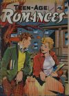 Cover For Teen Age Romances 42