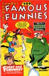 Cover For Famous Funnies 149