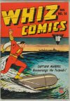 Cover For Whiz Comics 14