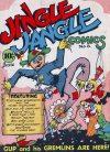 Cover For Jingle Jangle Comics 3