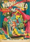 Cover For Wonderworld Comics 13