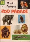 Cover For 0662 Zoo Parade