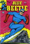Cover For Blue Beetle 44