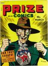 Cover For Prize Comics 29