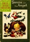 Cover For Dell Junior Treasury 7 Santa and the Angel