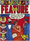 Cover For Feature Comics 28 (paper/fiche)