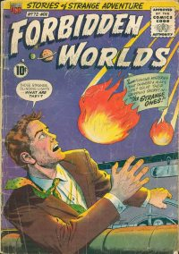 Large Thumbnail For Forbidden Worlds #72
