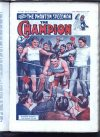 Cover For The Champion 1386