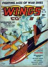 Cover For Wings Comics 18