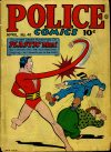 Cover For Police Comics 41