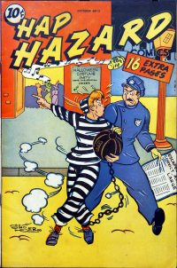 Large Thumbnail For Hap Hazard Comics #11