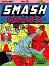 Cover For Smash Comics 18