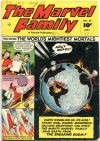 Cover For The Marvel Family 59