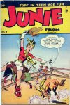 Cover For Junie Prom Comics 3