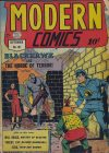 Cover For Modern Comics 101