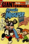Cover For Giant Comics 1 Atomic Mouse