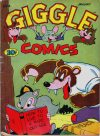 Cover For Giggle Comics 4