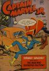 Cover For Captain Marvel Jr. 84