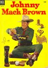 Cover For 0541 Johnny Mack Brown