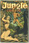 Cover For Jungle Comics 46