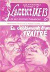 Cover For L'Agent IXE 13 v2 71 Le châtiment d'un traître