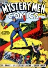 Cover For Mystery Men Comics 17