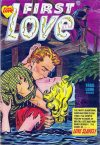 Cover For First Love Illustrated 36