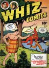 Cover For Whiz Comics 50