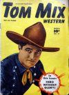 Cover For Tom Mix Western 27