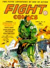 Cover For Fight Comics 12