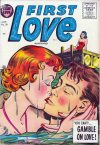 Cover For First Love Illustrated 50
