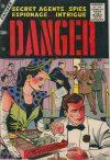 Cover For Danger 12