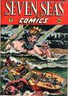 Cover For Seven Seas Comics 1