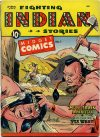 Cover For Midget Comics 1 Fighting Indian Stories