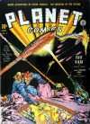 Cover For Planet Comics 3