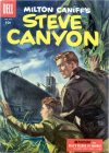 Cover For 0641 Milton Caniff's Steve Canyon