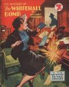 Cover For Sexton Blake Library S3 158 The Mystery of the Whitehall Bomb