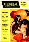 Cover For New Worlds v36 106 Blink John Rackham