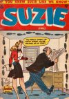 Cover For Suzie Comics 55