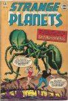 Cover For Strange Planets 11