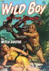 Cover For Approved Comics 3 Wild Boy of the Congo
