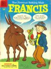 Cover For 0655 Francis, The Famous Talking Mule