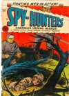 Cover For Spy Hunters 23