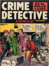 Cover For Crime Detective Comics v1 1