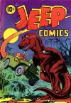 Cover For Jeep Comics 3