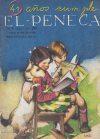 Cover For El Peneca Zig Zag 2084