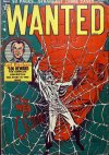 Cover For Wanted Comics 33