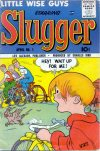 Cover For Slugger 1