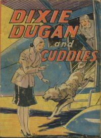 Large Thumbnail For Big Little Book 1108 - Dixie Dugan & Cuddles [1940[
