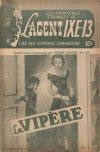 Cover For L'Agent IXE 13 v2 118 La vipère